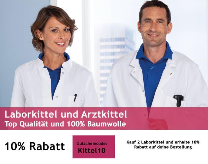 Laborkittel-Labormantel-Arztkittel-Berufsmode