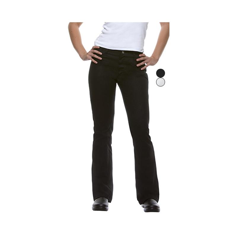 Damenhose tina schwarz
