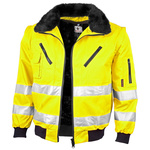 Qualitex-Warnschutz-Pilotenjacke 3 In 1