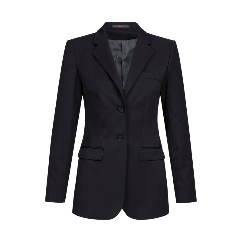 greiff damen blazer basic modell 1414 schwarz gr 34 127 77. Black Bedroom Furniture Sets. Home Design Ideas