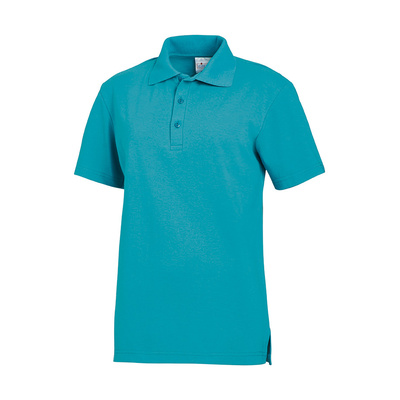 Polo Shirt 1/2 Arm Modell 08/2515 petrol Gr. M